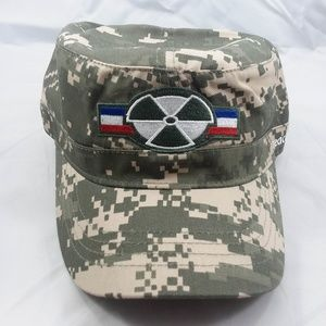 OTTO Reactor Watch Camo Promo Hat Embroidered  FRE